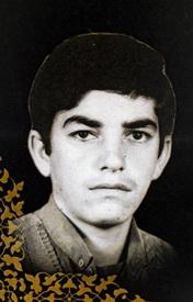 شهید مسعود امیدیان